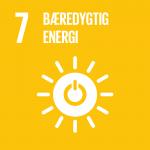 7. Bæredygtig energi
