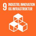 9. Industri, innovation og infrastruktur